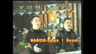 Narcis(Zajko i Seval Pjevaj brate)Studio Kemix (Officiall video) 2005