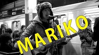 SUBWAY TRACKS - Mariko