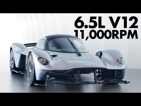 Hear The Future Of The Supercar At 11 000rpm The Aston Martin Valkyrie s V12 Carfection