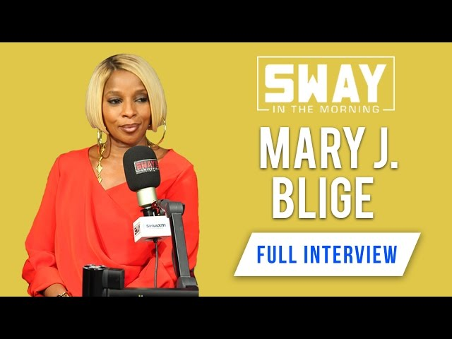 Mary J. Blige Talks Single Life, New Music, Moving On & Her Message to Men