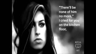 Amy Winehouse -  You know I'm no good ( lyrics)  HD