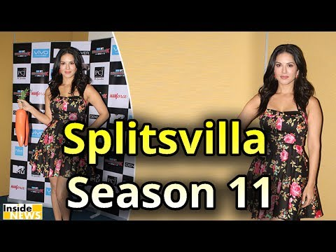 MTV Splitsvilla Season 10, Show Promote करती दिखी Sunny Leone !!!
