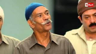 """مسلسل حارة اليهود - عدوي الوطنية   أنبل موقف من المعلم """" فتحي العسال """""""
