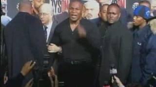 Especial De Box - Lennox Lewis v/s Mike Tyson Parte 2