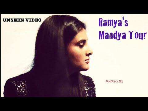 Ramya Powerful MP (Mandya | Karnataka) | Divya Spandana's HD Unseen Pics