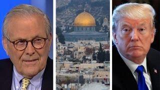 Donald Rumsfeld on the impact of Trump