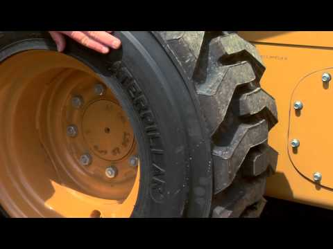 When to Replace or Rotate Tires on Skid Steer Loader Tire Tips