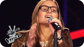 Andra Day - Rise Up (Julia)   The Voice Kids 2017   Blind Auditions   SAT.1