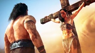 CONAN EXILES - New Official Cinematic Trailer