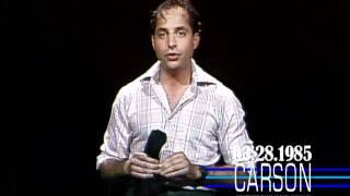 Jon Lovitz Appears as the Pathological Liar on Johnny Carson's Tonight Show
