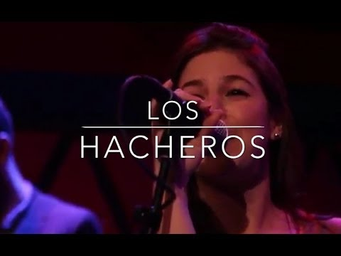 Los Hacheros Rockwood Music Hall NYC