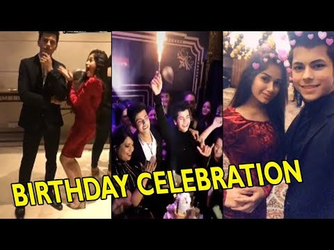 Xxx Mp4 Aladin Aka Siddharth Nigam 39 S Birthday Celebration Avneet Kaur Jannat Zubair Rahmani 3gp Sex