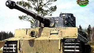 Бронетехника Второй Мировой Войны: Танк Panzer VI
