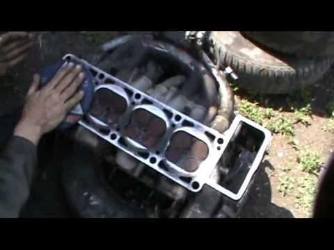Ремонт головки блока цилиндров своими руками видео