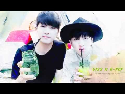 VIXX n Kpop talking about BAP