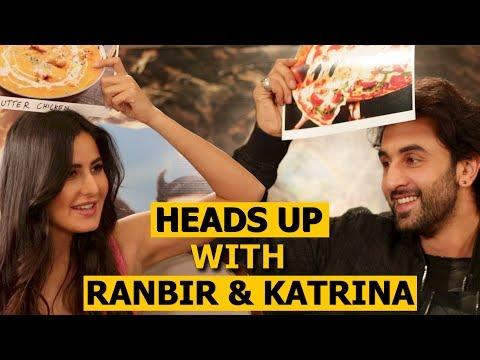 Xxx Mp4 Ranbir Kapoor Amp Katrina Kaif Play Heads Up Challenge 3gp Sex