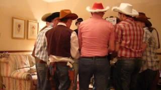 Cowboy Dance Battle