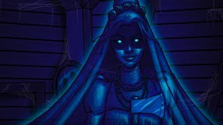 The TRUE STORY of The Haunted Mansion