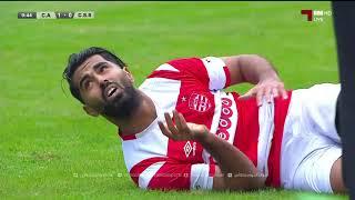 مباراة / الأفريقي 2-1 الصفاقسي / الدوري التونسي