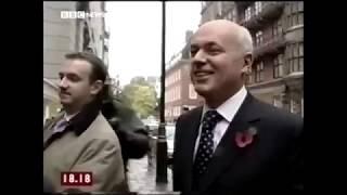 Iain Duncan Smith no confidence vote