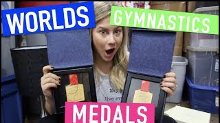 GYMNASTICS WORLD CHAMPIONSHIPS GOLD MEDAL | Shawn Johnson