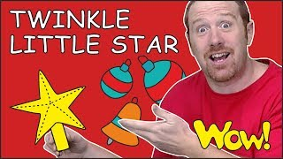 Twinkle Twinkle Little Star from Steve and Maggie   Stories for Kids   Wow English TV