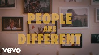 Florida Georgia Line - People Are Different (Lyric Video)