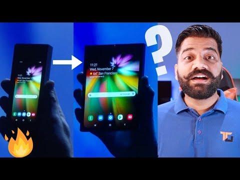 Xxx Mp4 Samsung Folding Phone Infinity Flex DisplayFuture Is Here 3gp Sex