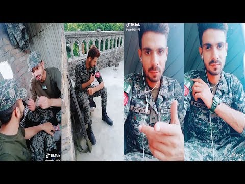 Xxx Mp4 Pak Army New Tik Tok Musically Funny Video Best Report 2018 3gp Sex
