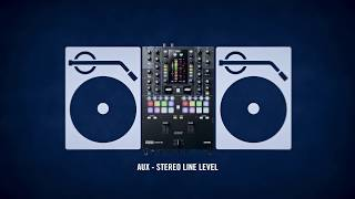 Rane Seventy-Two Feature Overview  - Mixer Functions & Controls