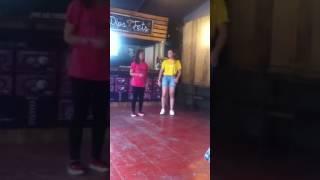 Kyline Alcantara (beb) dance