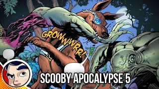 "Scooby Doo Apocalypse ""Death Of...Their Greatest Sacrifice"" - Complete Story"