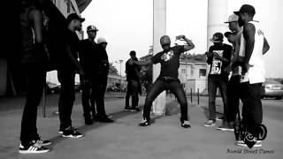 Krump Nigeria on the hype BUCK OuttaWsDOfficial