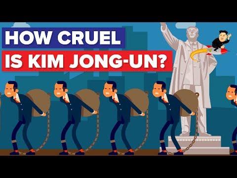 How Cruel Is North Korean Leader Kim Jong Un