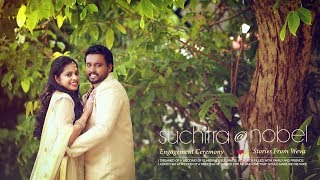 An Epic Engagement Film Of Suchitra And Nobel