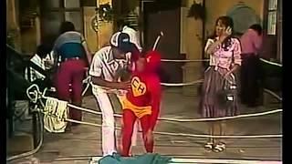 EL CHAPULIN COLORADO 1978 - 191 - Juego de Manos , es de Boxeadores