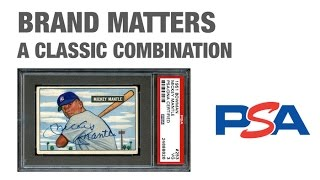 Autographed Vintage Rookie Cards: No Longer Taboo