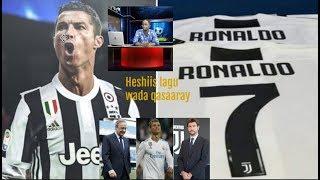 Real Madrid, Ronaldo iyo Juventus dhammaan way wada KHASAAREEN oo mid faa'iiday kuma jir