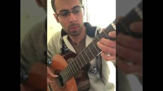 Mali Shoghol Belsoog - Guitar Mohammed Ayad • مالي شغل بالسوق محمد أياد