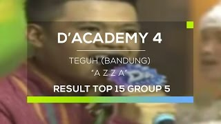 teguh bandung - azza d39;academy 4 top 15 result group 5