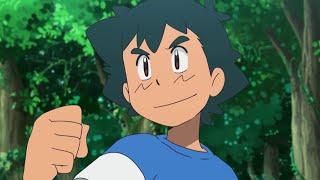 Ash Mentors Young Kukui | Pokémon the Series: Sun & Moon—Ultra Legends | Official Clip