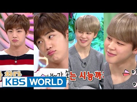 Hello Counselor - Jin, Jimin, Kim Seunghye [ENG/2017.03.20]