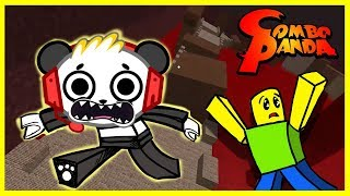 Roblox Speed Run FLOOR IS LAVA Let's Play with Combo Panda!