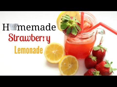 Xxx Mp4 Домашна ягодова лимонада DIY Homemade Strawberry Limonade 3gp Sex