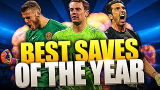 BEST OF - TOP 100 AMATEUR GOALKEEPER SAVES 2016