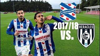 Reza GHOOCHANNEJHAD vs./Heracles 2017/18 Season