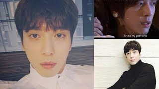 Who is Jung Youg Hwa's girlfriend Lovelife about Jung Yong Hwa from CNBLUE