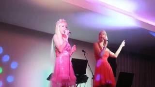 BB  SHOW Barbie + Baccara   Booge Wooge Tatyana Tuzova Татьяна Тузова  + Баккара - Буги вуги