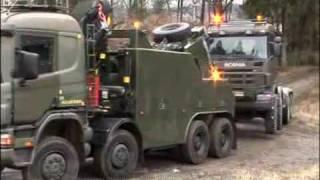 Scania dla wojska