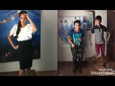 Xxx Mp4 Anushka Sen Dev Joshi And Rudra Soni Dance On Beat Pe Buti 3gp Sex